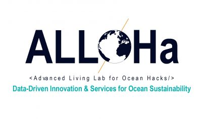 ALLOHa Advanced Living Lab For Ocean Hacks -Le programme d'activités