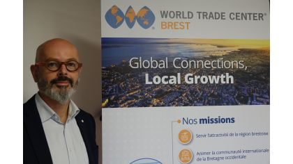 WORLD TRADE CENTER Brest, un marqueur pour « positionner Brest sur le radar des décideurs internationaux »